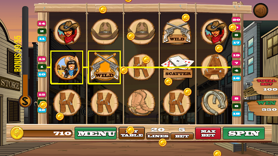 Wild West Slot Machine by NextGen Gaming – Play Now for Free