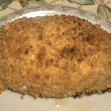 Baked Chicken Kiev