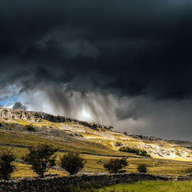 by Eddie Leach - Landscapes Weather