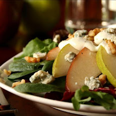 Pear and Nut Salad
