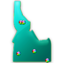 Idaho Fishing Maps - 11K Maps icon