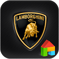 Free Download Lamborghini Dodol Theme APK for Samsung