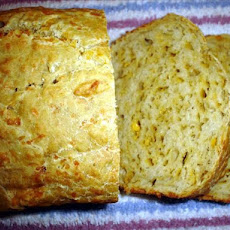 Herbed Beer Cheese Bread