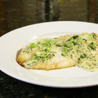 Baked Tilapia With Cream Sauce Recipes