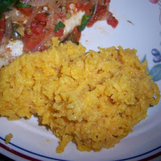 Cuban Spicy Yellow Rice