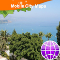Nerja Street Map icon