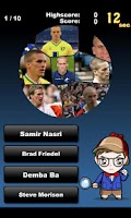 Screenshot of Guess Who? -Premier League