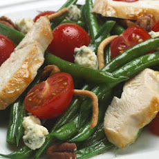 Green Bean, Chicken & Balsamic Salad