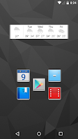 Screenshot of Lustre - Icon Pack