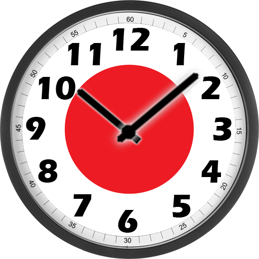 Japan Clock LOGO-APP點子