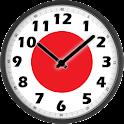Japan Clock icon