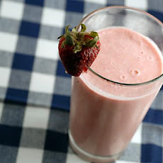 Strawberry Lime Shake