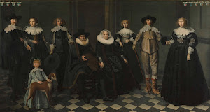 RIJKS: Dirck Dircksz. van Santvoort: painting 1635