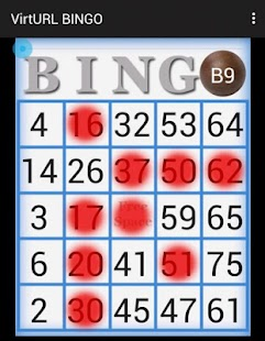 VirtURL Broken BINGO - screenshot