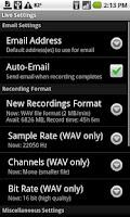 Screenshot of Livo Recorder Lite
