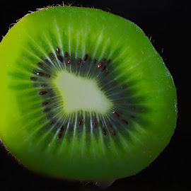 Kiwi by Maritte Lazcano - Food & Drink Fruits & Vegetables