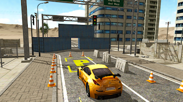 Screenshot of Drift Parking Academy 3D
