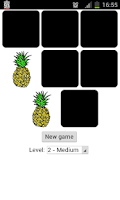 Screenshot of Memory games for kids
