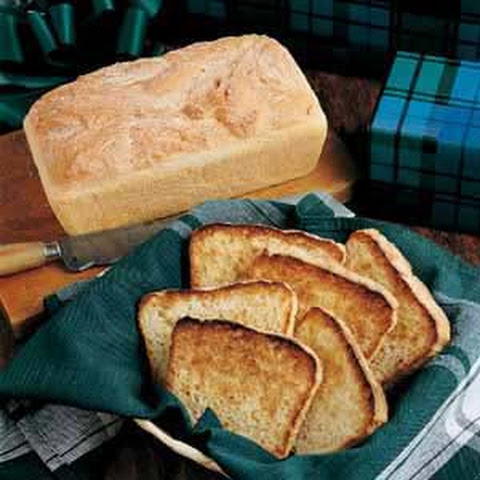 English Muffin Bread Loaf
