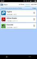 Screenshot of App 2 SD(Move app 2 SD)