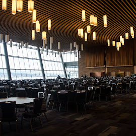 Meeting Room by Cory Bohnenkamp - Buildings & Architecture Office Buildings & Hotels ( centre, meeting, convention, vancouver, room )