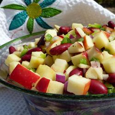 Best Apple Salad