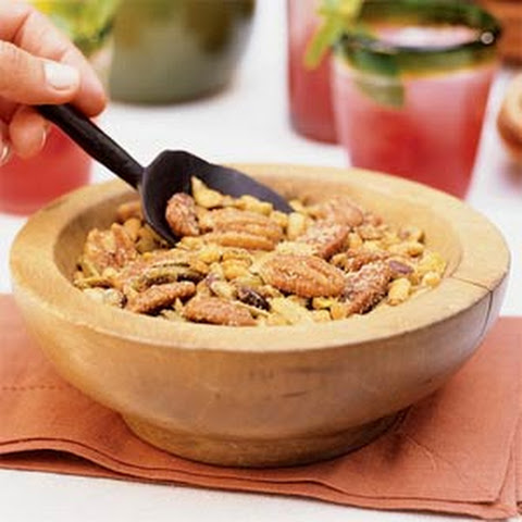 Chili-Spiced Nuts