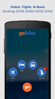 Screenshot of Goibibo - Hotel Flight Booking