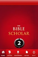 Screenshot of The Bible Scholar Set 2 of 2