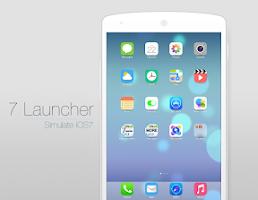 Screenshot of 7 Launcher Free