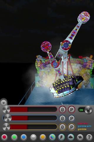 Funfair Ride Simulator: Circus - screenshot