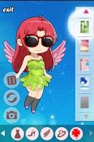 Screenshot of Anime Dress Up : Lovely Fairy