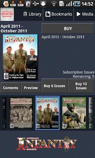 Australian Infantry Magazine