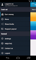 Screenshot of Cash Cat - Make Money