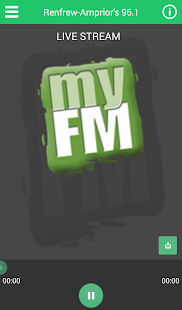 myFM On The Go - screenshot