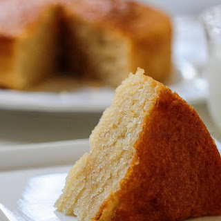 Vanilla Sponge Cake With Oil Recipes