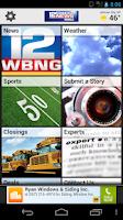 Screenshot of WBNG TV Binghamton