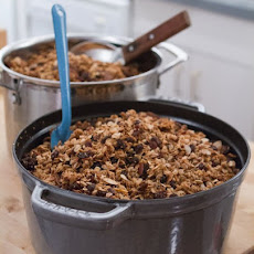 Almond & Coconut Granola