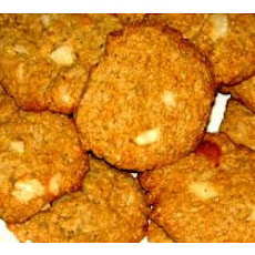 Sue's Oatmeal Macadamia Nut Cookies