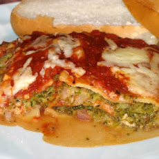 A Cheese Lasagna to Build On