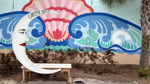 carolina beach boardwalk wall art portal in carolina beach n