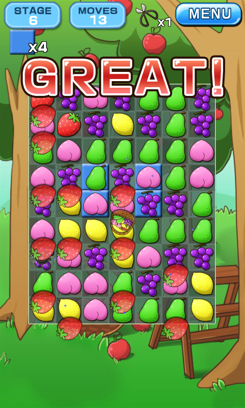 Fruit Match Screenshot 11