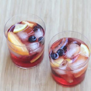 Small Batch Rose Wine Sangria