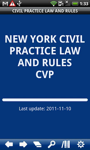 NY Civil Practice Law Rules