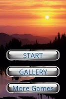Screenshot of Nature Puzzle: Sunset F