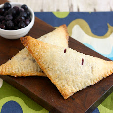 Blueberry-Cream Cheese Hand Pies