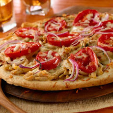Chipotle Chicken Pizza