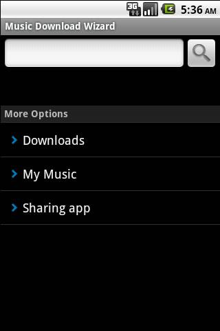 gtunes-music-download-v8 for android screenshot