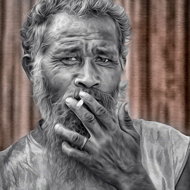 by Made Thee - People Portraits of Men