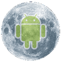Mini Moon Widget icon